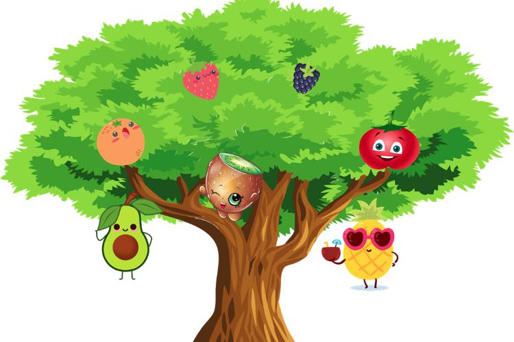 شجرة  فيتامين سي (C)