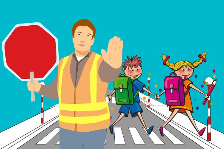 عبير و إشارات المرور